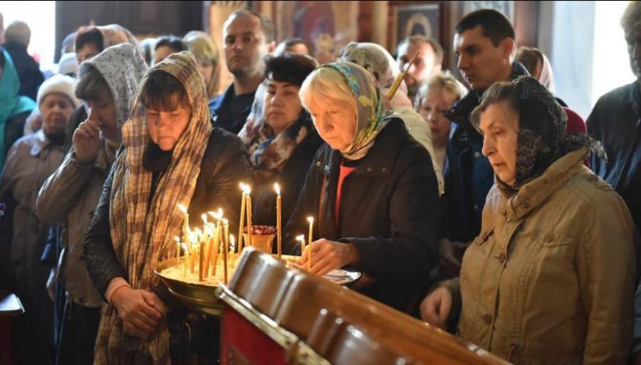 ForPost - Новости : Верующих россиян предупредили о мошенничестве в храмах
