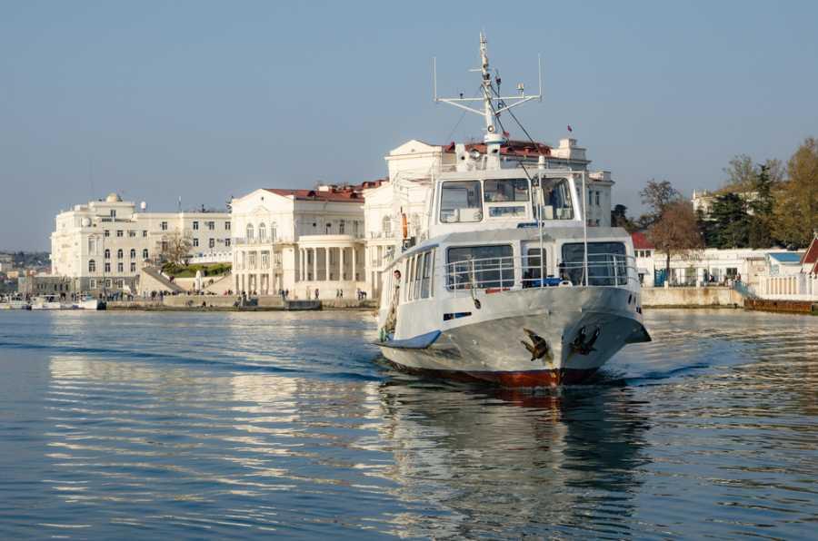 ForPost - Новости : Всю новогоднюю ночь в Севастополе будут ходить катера