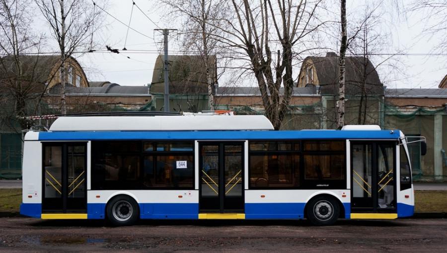 ForPost - Новости : До половины городского транспорта Севастополя не может выйти на маршрут