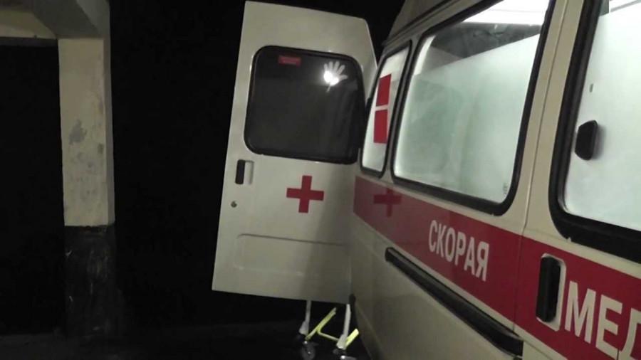 ForPost - Новости : На корпоративе в Москве девушка выпрыгнула из окна, потому что ей стало грустно