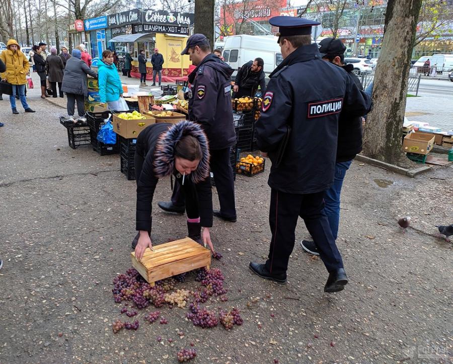 ForPost - Новости : Севастопольские старики подрались во время секретного рейда