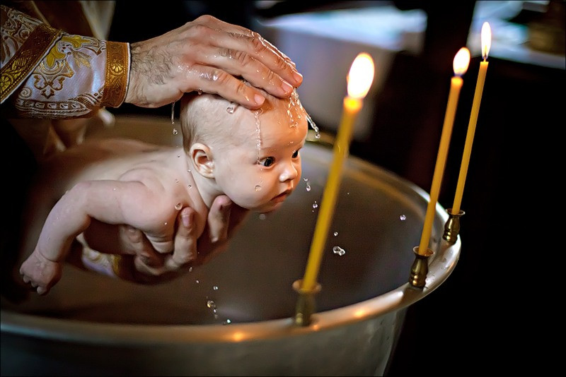 ForPost - Новости : В РПЦ изменили правила крещения детей