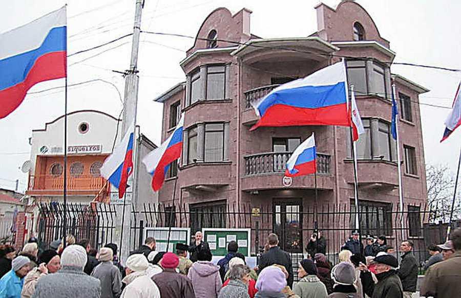 ForPost - Новости : Здание бывшего консульства Польши займёт КСП Севастополя