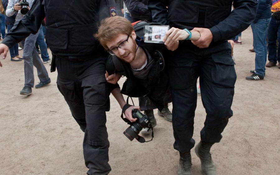 ForPost - Новости : Кто нападает на севастопольских журналистов