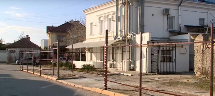 ForPost - Новости : Реконструкция ветлечебницы встревожила севастопольцев