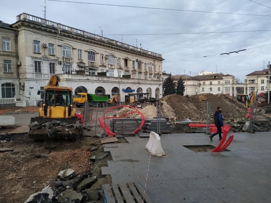 ForPost - Новости : Новая сенсация: в Севастополе под площадью Лазарева обнаружили тоннель