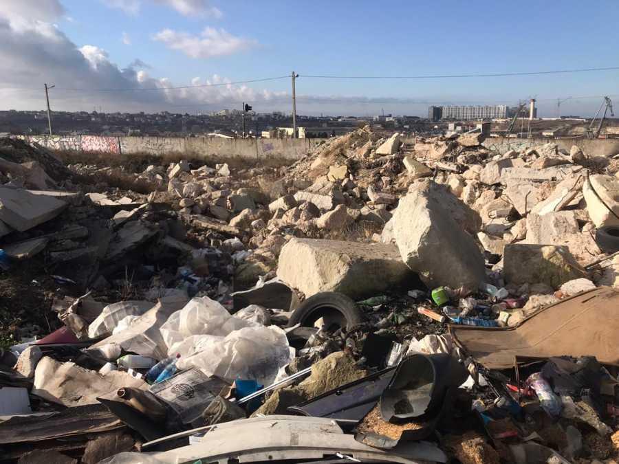 ForPost - Новости : В Севастополе предлагают создать полигон для строительного мусора