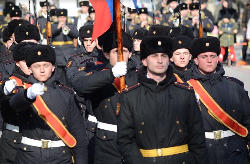 ForPost - Новости : Как Севастополь празднует 23 февраля. Фоторепортаж