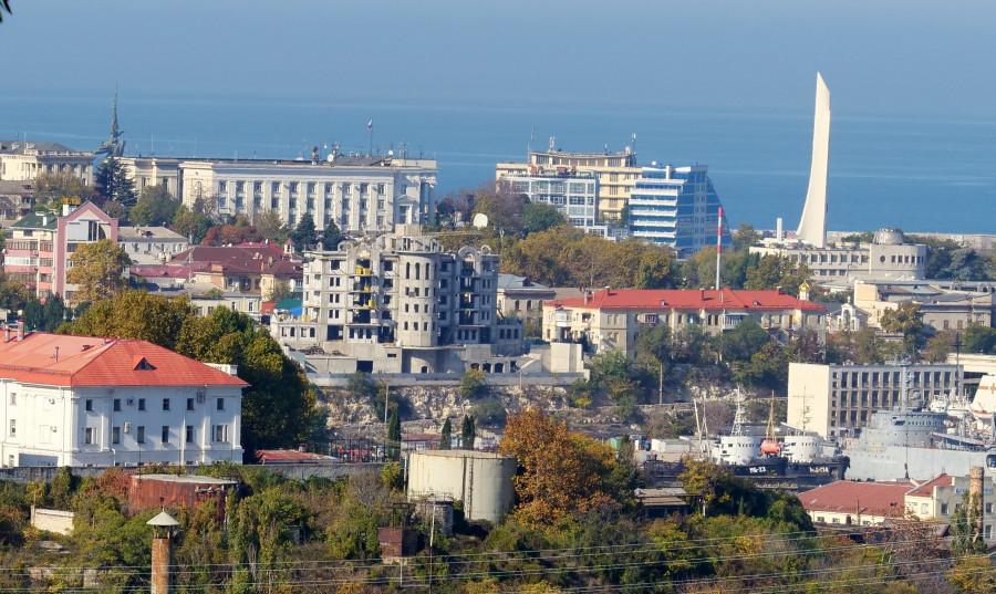ForPost - Новости : «Шалман» у Штыка и Паруса в Севастополе укоротят