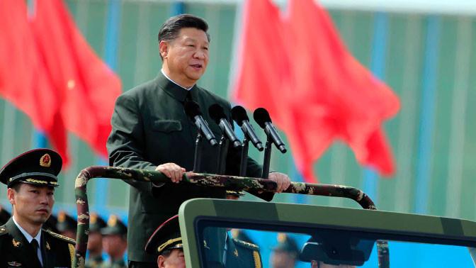 ForPost - Новости : Китай: десять целей председателя Си