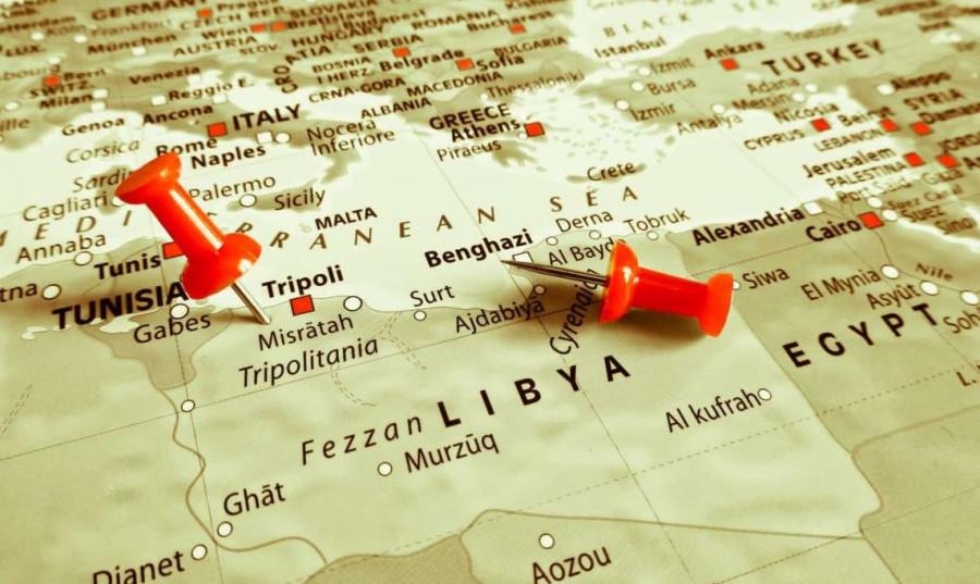 ForPost - Новости : Ливия: трясущиеся руки Европы