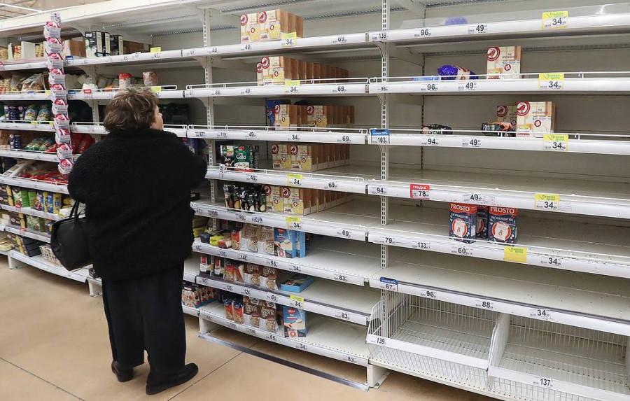 ForPost - Новости : Россияне завалили ФАС жалобами на подорожание гречки, муки и сахара