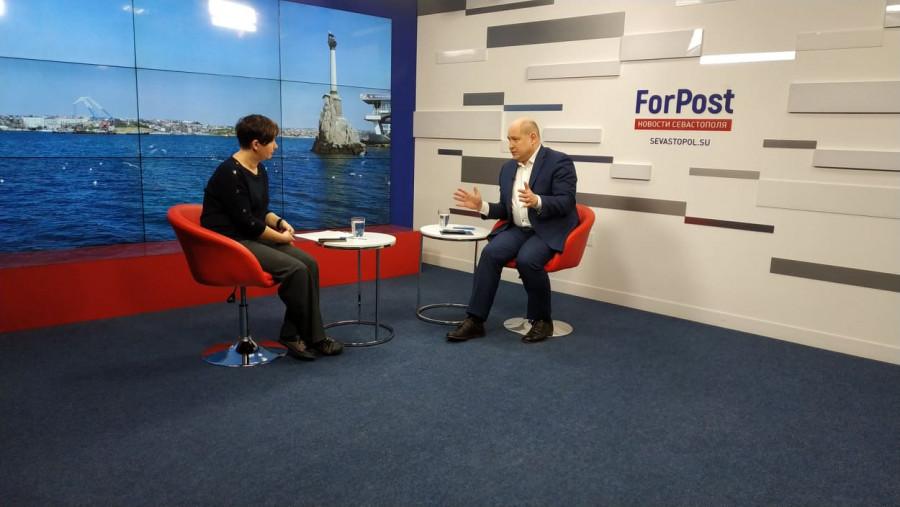 ForPost - Новости : Полная версия интервью Михаила Развожаева для ForPost