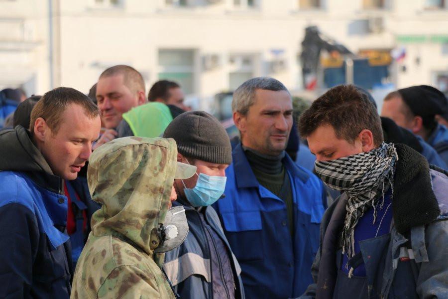 ForPost - Новости : Власти Севастополя не видят причин останавливать главные стройки региона