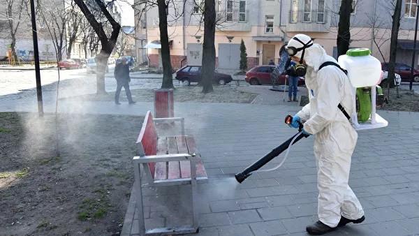 ForPost - Новости : На Украине число зараженных коронавирусом возросло до 1072 человек