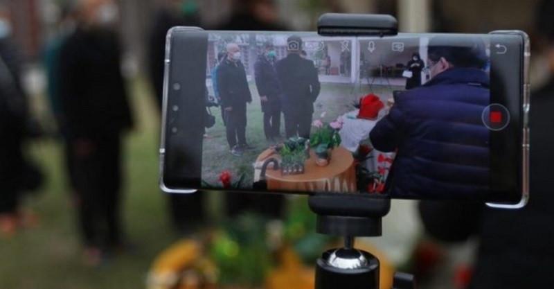 ForPost - Новости : Ритуальные службы в РФ переходят на новый формат похорон