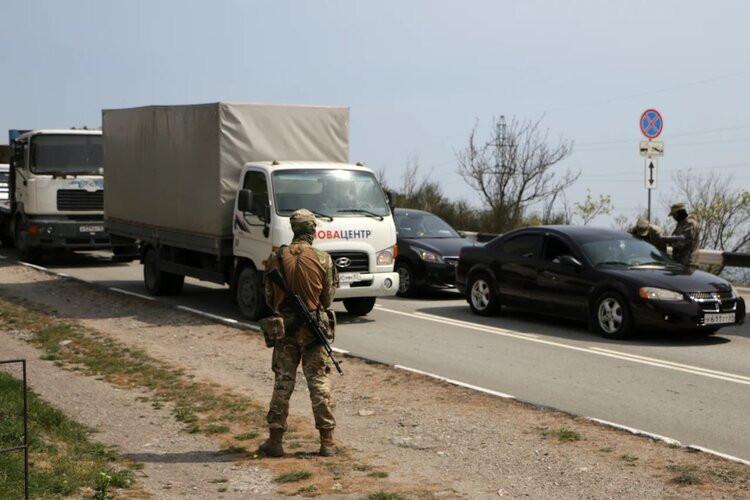 ForPost - Новости : В Севастополь пытаются пробраться горными тропами
