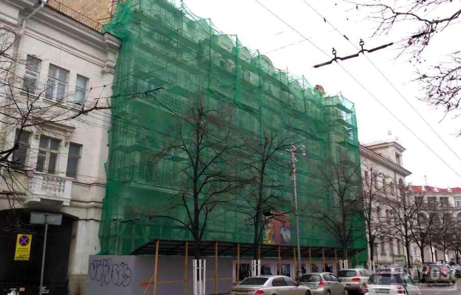 ForPost - Новости : Реконструктора музея Крошицкого хотят штрафовать за «неправомерную выгоду»
