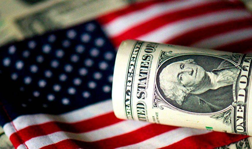 ForPost - Новости : Госдолг США и американских корпораций вырос до рекордных отметок
