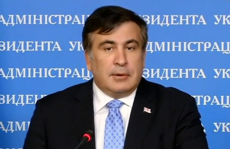 ForPost - Новости : Опальный экс-президент Грузии будет добывать валюту для Украины
