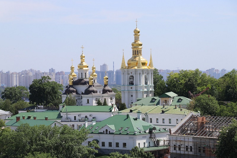 ForPost - Новости : В Киево-Печерской лавре все священники заразились коронавирусом