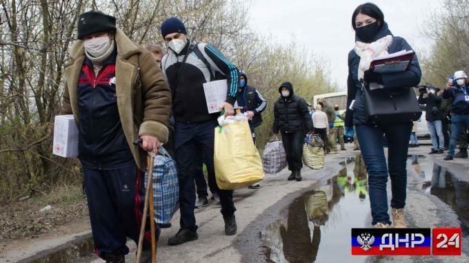 ForPost - Новости : У переданного Украиной пленного выявлен коронавирус
