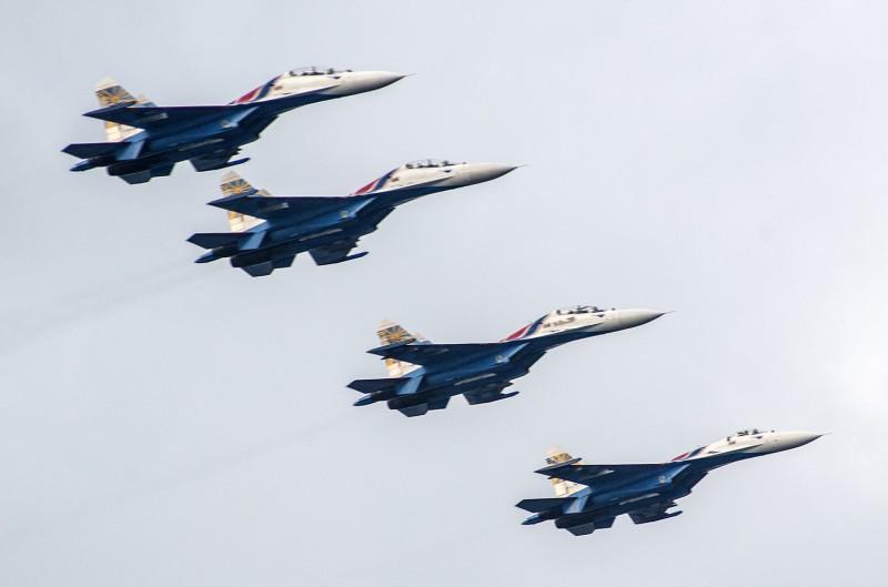 ForPost - Новости : Холостые выстрелы, звон колоколов и авиация: программа 9 Мая в Севастополе