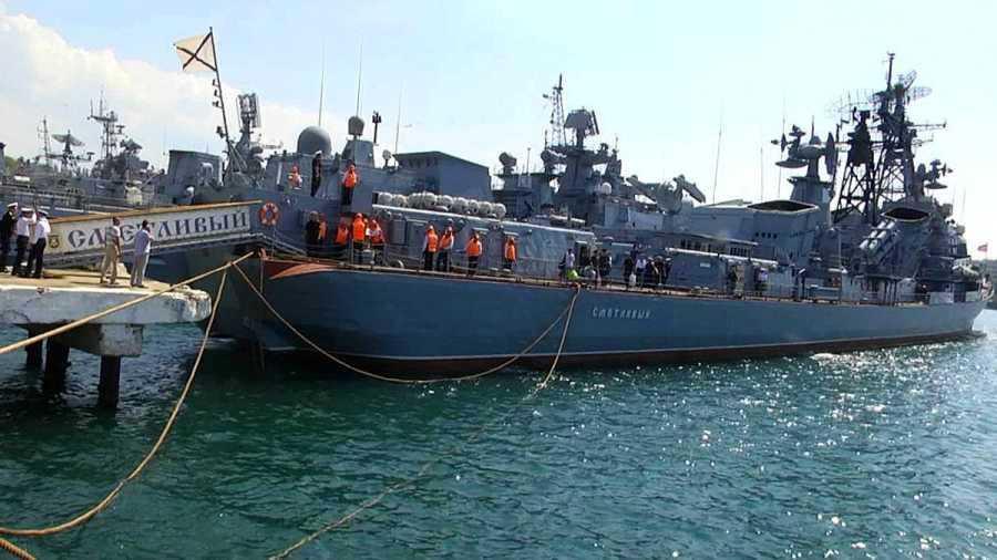 ForPost - Новости : Стала известна дата открытия корабля-музея в Севастополе