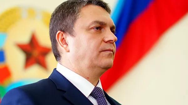 ForPost - Новости : Глава ЛНР заявил, что процесс интеграции с Россией набирает обороты