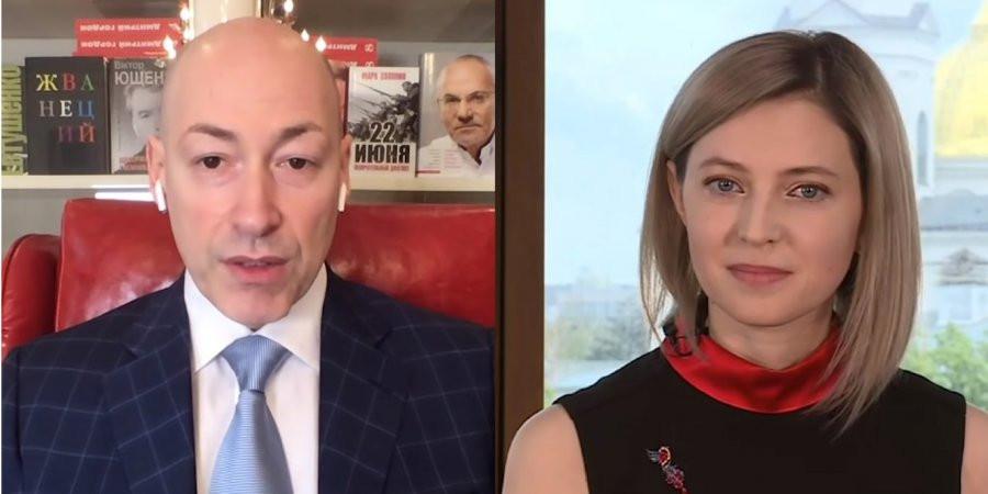 ForPost - Новости : Зачем Поклонская разбудила в себе «внутреннюю» украинку?
