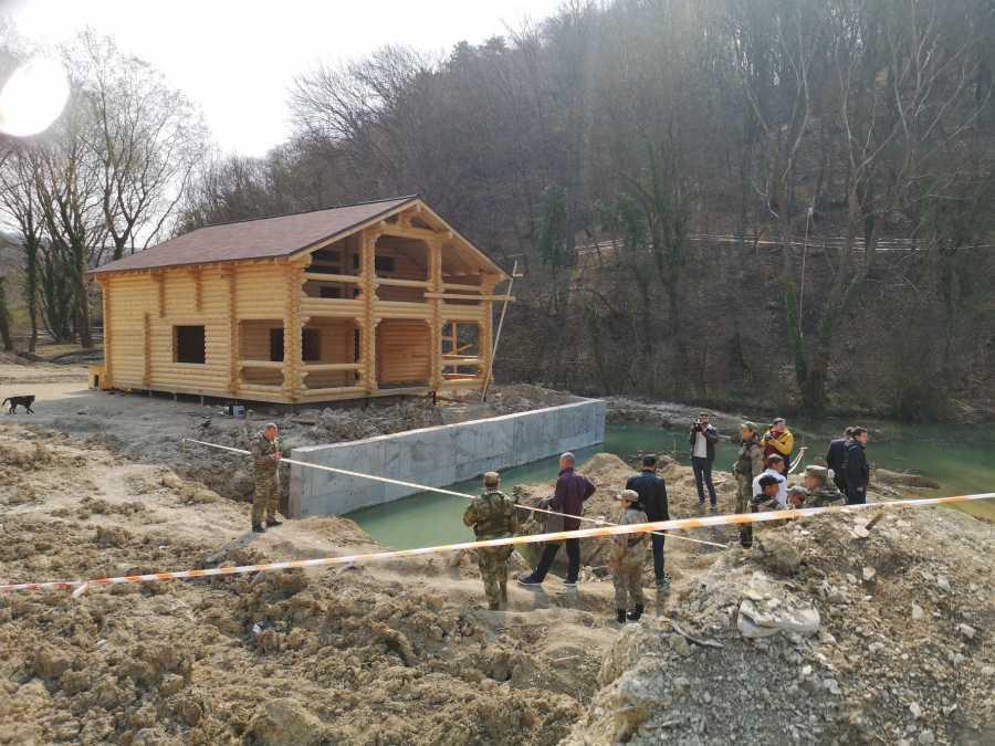 ForPost - Новости : Прокуратура намерена вернуть Севастополю озеро и землю в Терновке