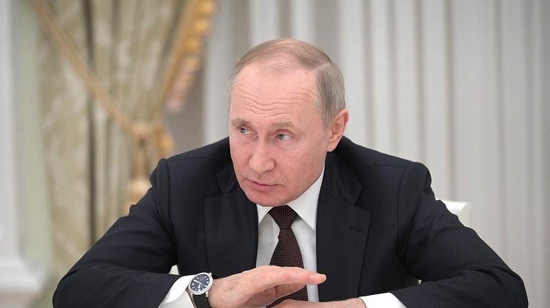 ForPost - Новости : Путин назвал Россию не страной, а отдельной цивилизацией