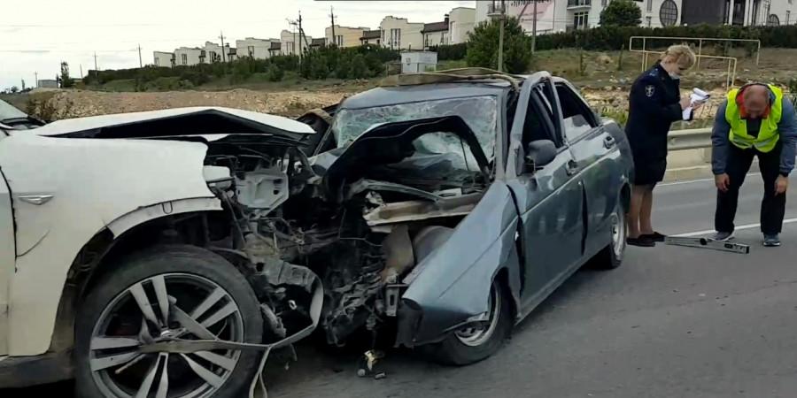ForPost - Новости : Следственный эксперимент на дороге в Севастополе взбудоражил автомобилистов