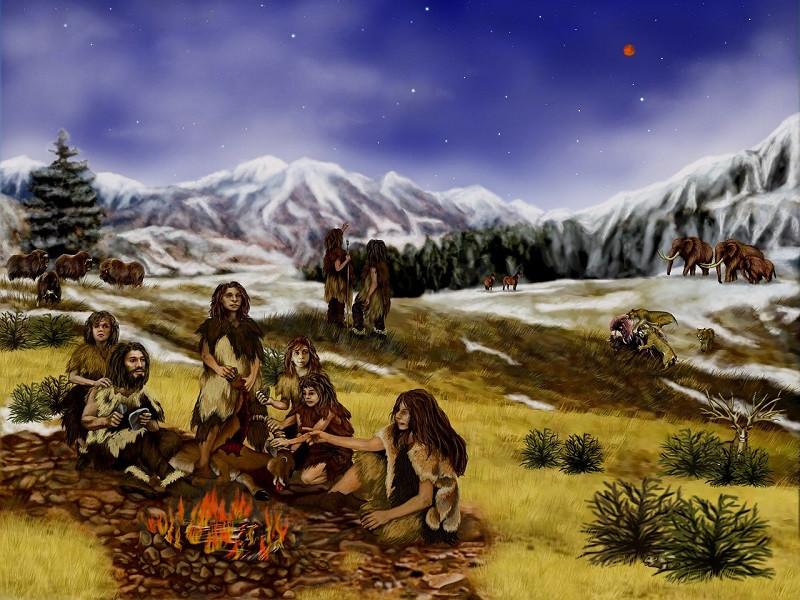 ForPost - Новости : Суперкомпьютер рассказал, почему вымерли неандертальцы