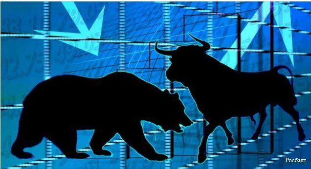 ForPost - Новости : Уолл-стрит: Nasdaq вышел из минуса, Dow Jones пока в «красной зоне»