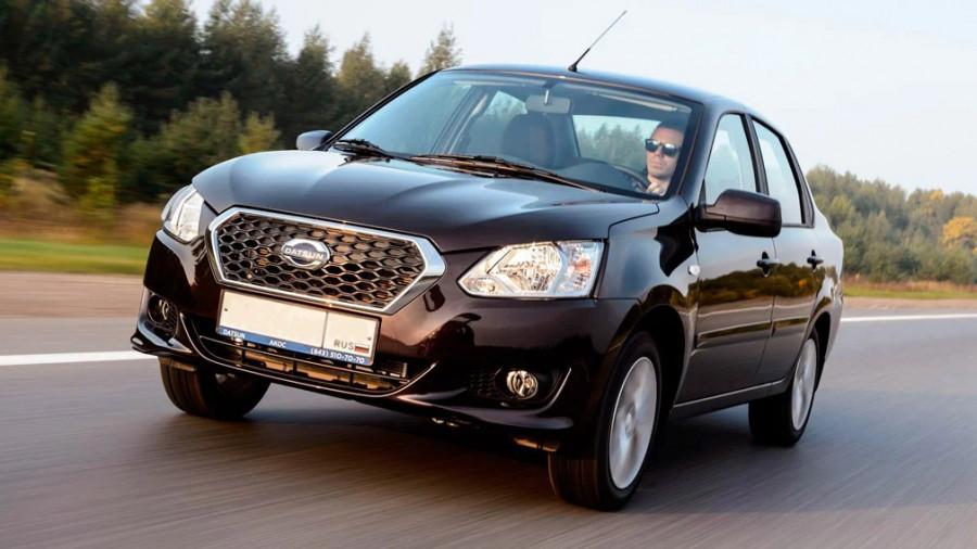 ForPost - Новости : Автобренд Datsun уходит из России