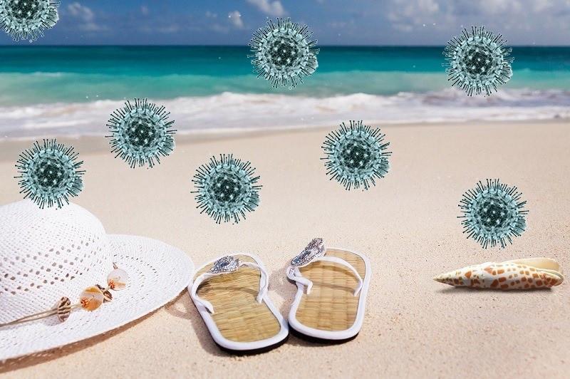 ForPost - Новости : Вирусолог оценил шансы заразиться коронавирусом на пляжах Крыма