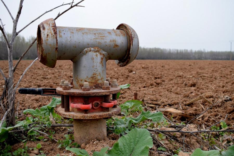 ForPost - Новости : Газовую трубу в Севастополе зарыли в землю без подключения