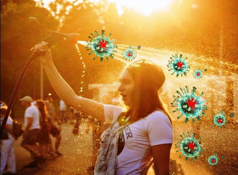 ForPost - Новости : Жареное солнце: убьёт ли лето коронавирус в России