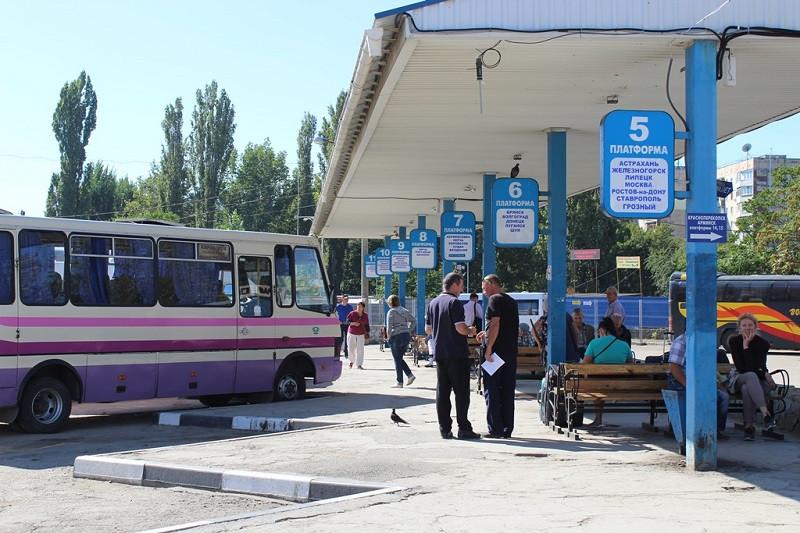 ForPost - Новости : Крым возобновил автобусное сообщение с материком