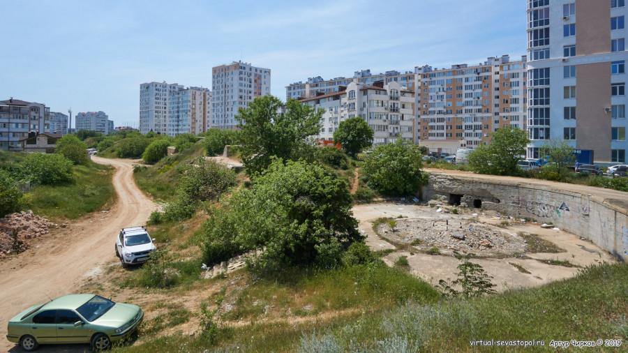 ForPost - Новости : После уборки в Севастополе нашли шесть незаконных строений