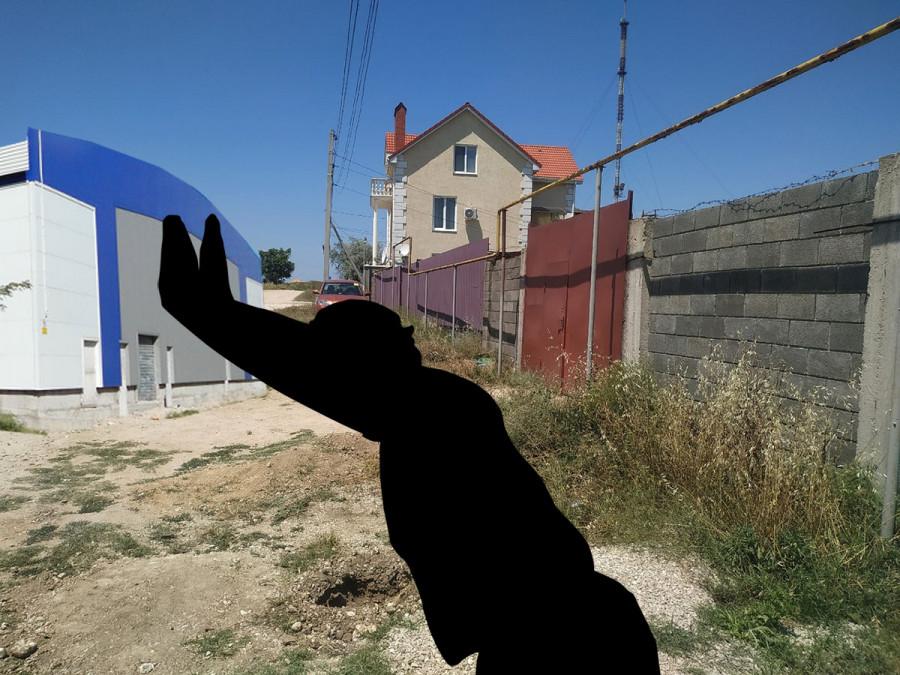 ForPost - Новости : Севастопольцы «отодвинули» от своих домов Ледовый дворец