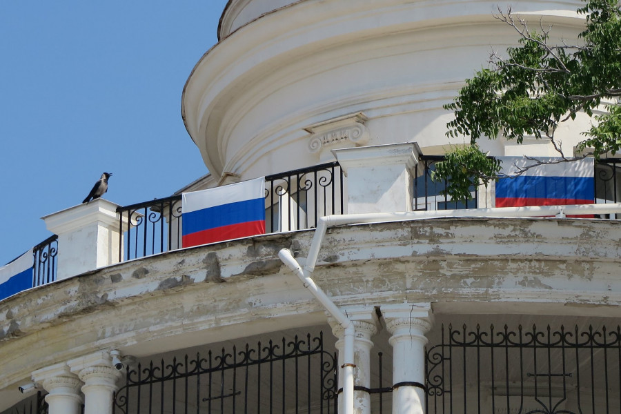 ForPost - Новости : Севсети #1017: Ужасные власти, диверсант в Севастополе и чёрная-пречёрная улица