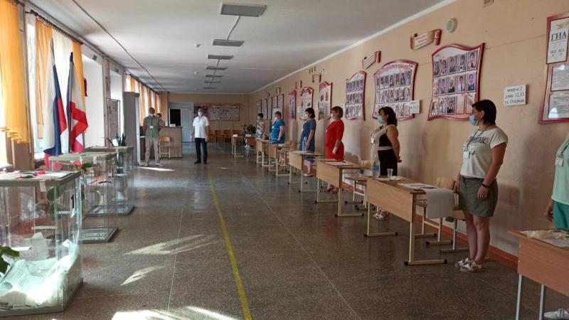 ForPost - Новости : Крым поддержал поправки к Конституции