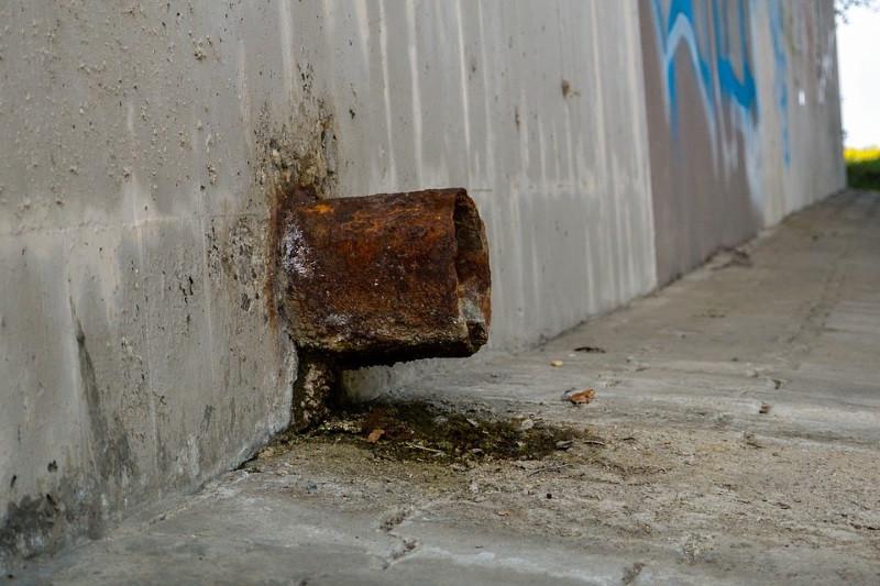 ForPost - Новости : В Коктебеле море превратилось в сливную яму