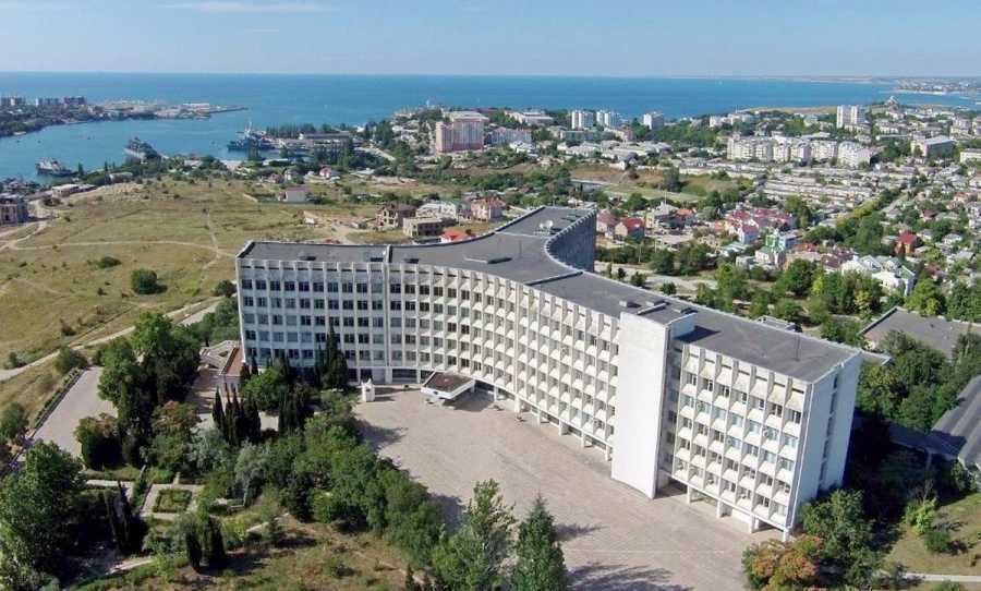 ForPost - Новости : Как идёт перестройка в Севастопольском госуниверситете