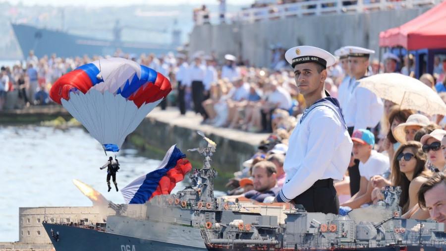 ForPost - Новости : Как Севастополь отметит День флота-2020 (программа)