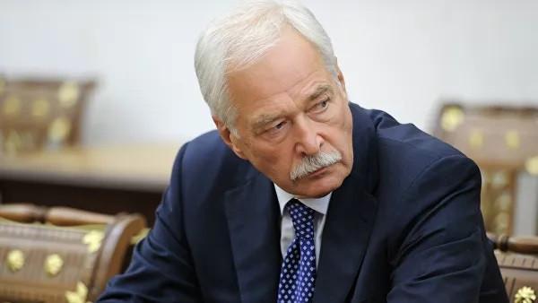 ForPost - Новости : Грызлов: решение Рады о местных выборах противоречит Минским соглашениям
