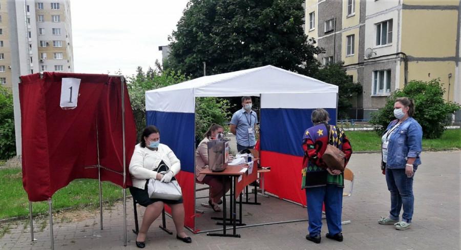 ForPost - Новости : ЦИК утвердил трехдневное голосование на выборах в сентябре