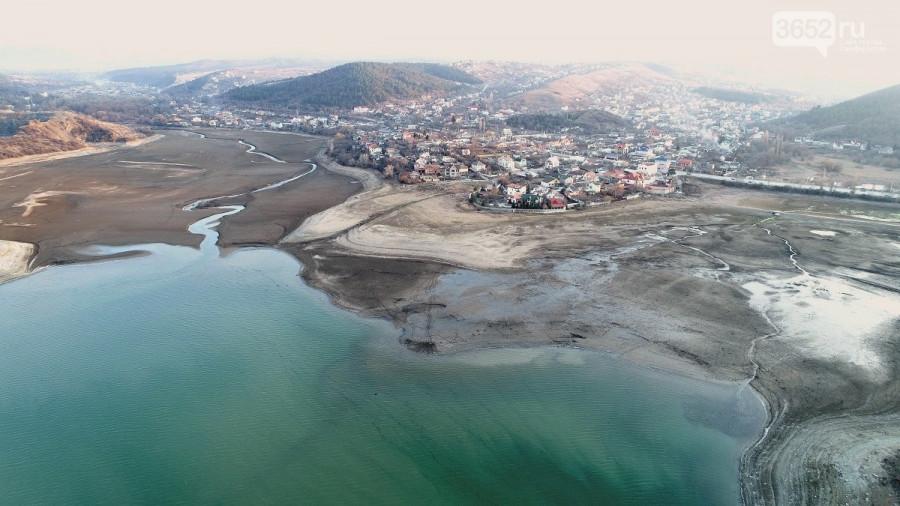 ForPost - Новости : В Крыму дожди подвинули угрозу дефицита воды